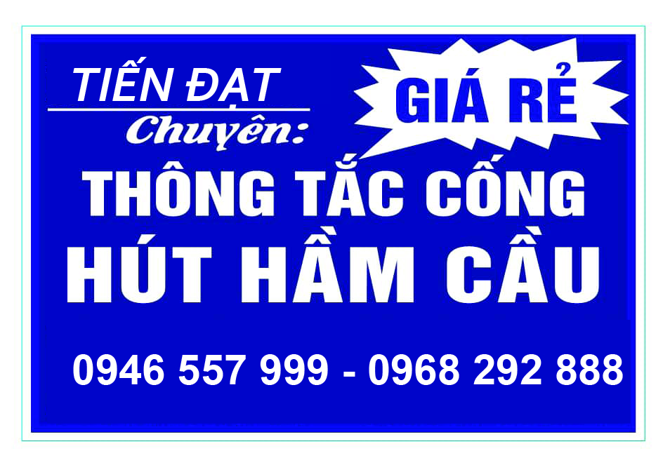 Hút hầm cầu Hà Tĩnh
